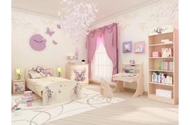Детская комната Бабочки 2