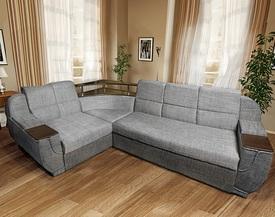 Угловой диван Эксо