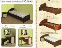Серия мебели для гостиниц Валентина 2